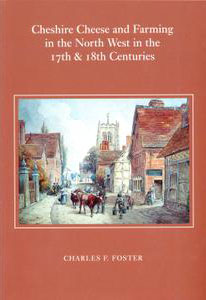 Cheshire Cheese and Farming book cover